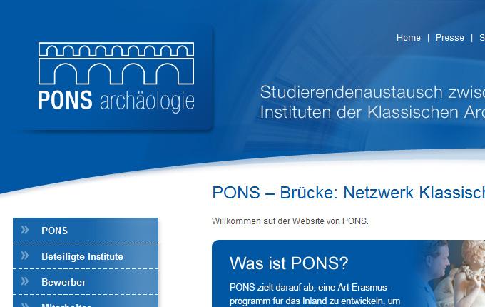 Pons Archäologie